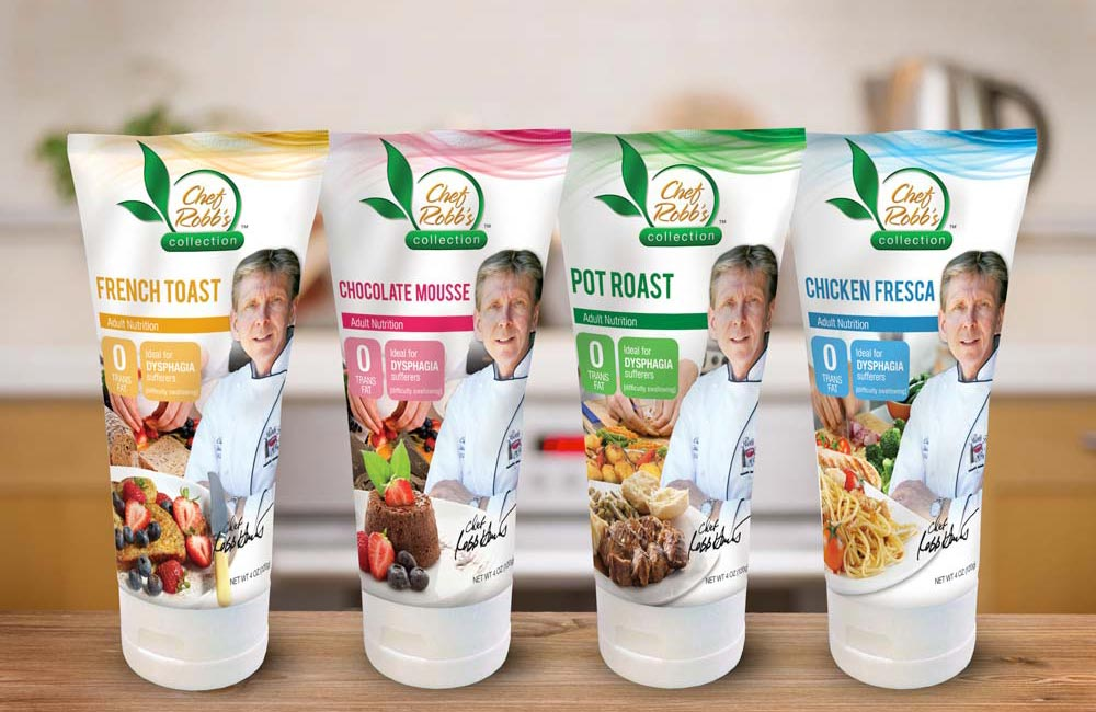 Initiative Foods Packaging Design for Dysphagia Patients