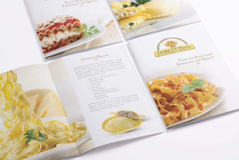 Fiore Brochure Design